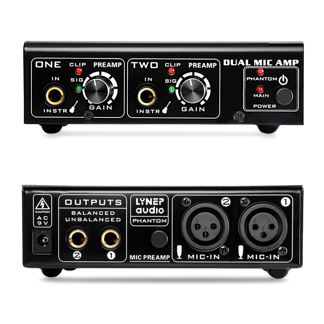 Linepaudio A961 2 Channel Microphon End 10 5 2019 1045 Am Mic Condenser Amplifier Nowadays Many Hard Disk Recorders And Computer Audio Interfaces Donat Have Microphone Power Supply