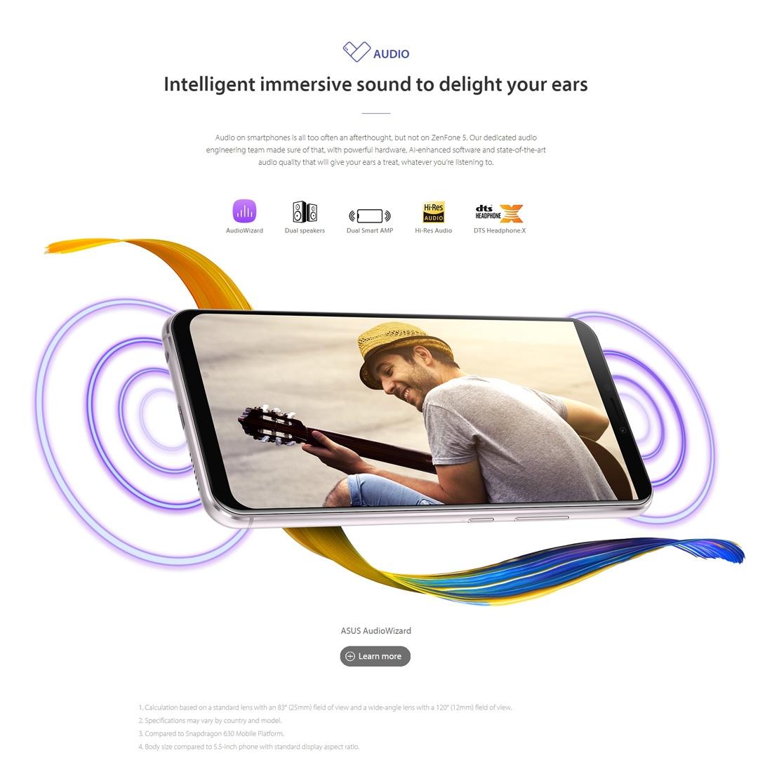 Asus ZenFone 5 / ZE620KL 4GB+64GB 6 2